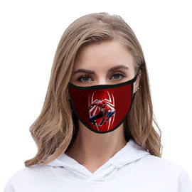 Frozen Washable Spiderman cloth Face Mask for adult and kids